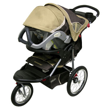 Double Stroller Car Seat Combo