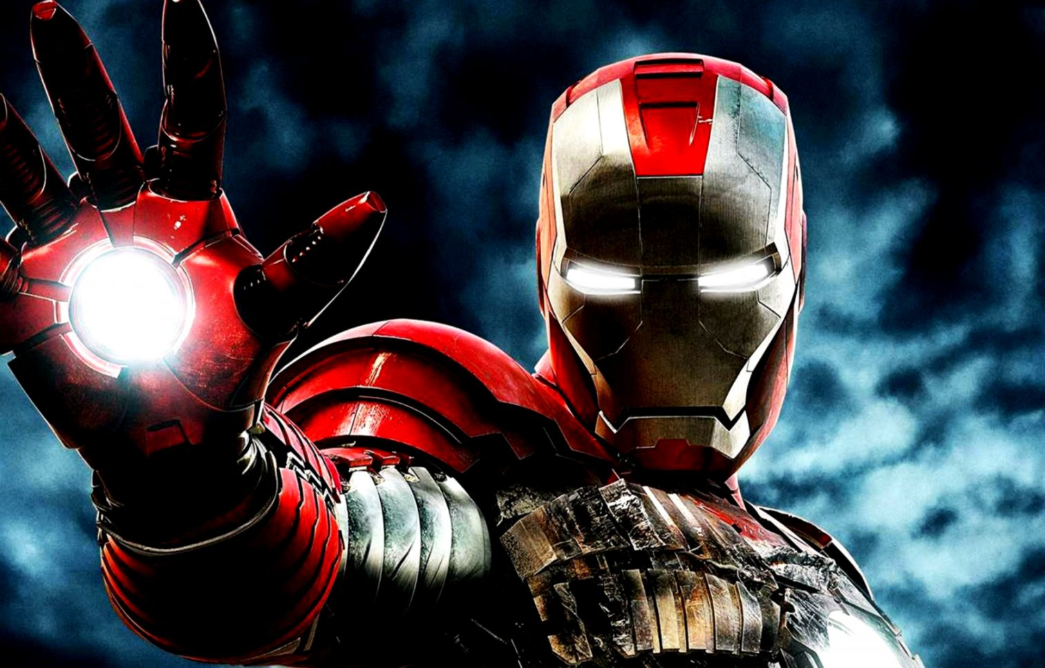 latest iron man hd