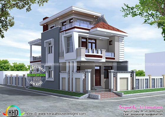 25x50 beautiful modern home