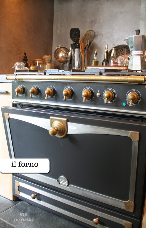 Etichette from Via Optimae: il forno - oven; subscribe to get your own free printable label pages: http://www.viaoptimae.com/2014/07/italian-immersion-nella-cucina.html