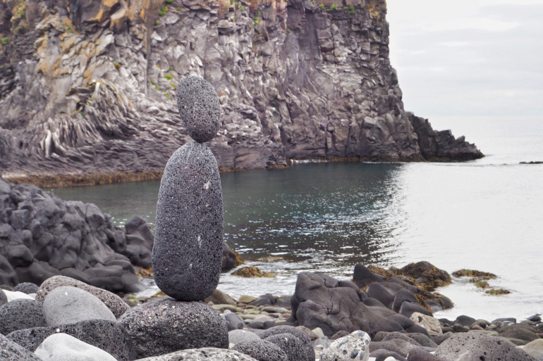 Hellnar en Islande