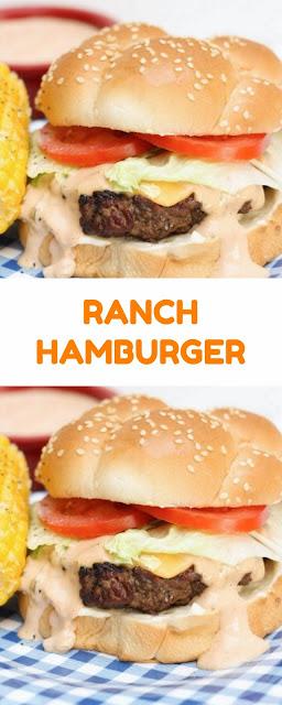 Ranch Hamburger