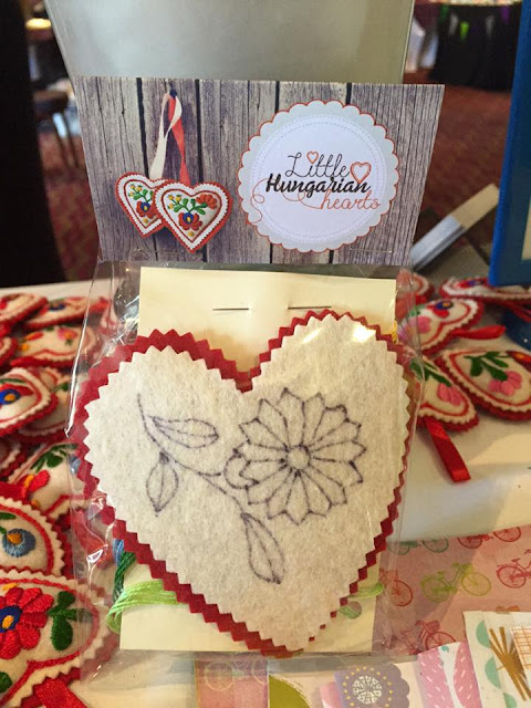 Little Hungarian Hearts Ready For Business