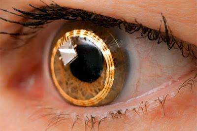 lentes de contacto sony