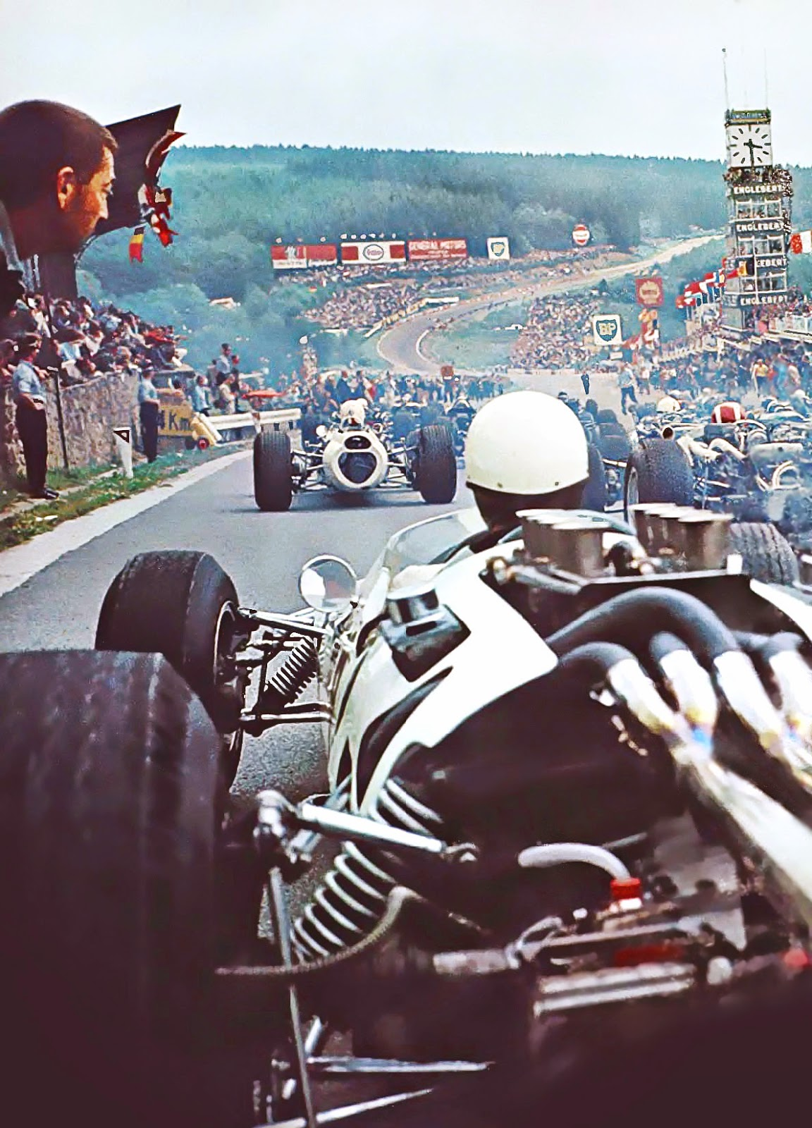 10 Best Places to Holiday in Belgium (100+ Photos) | Vintage F1 in Spa