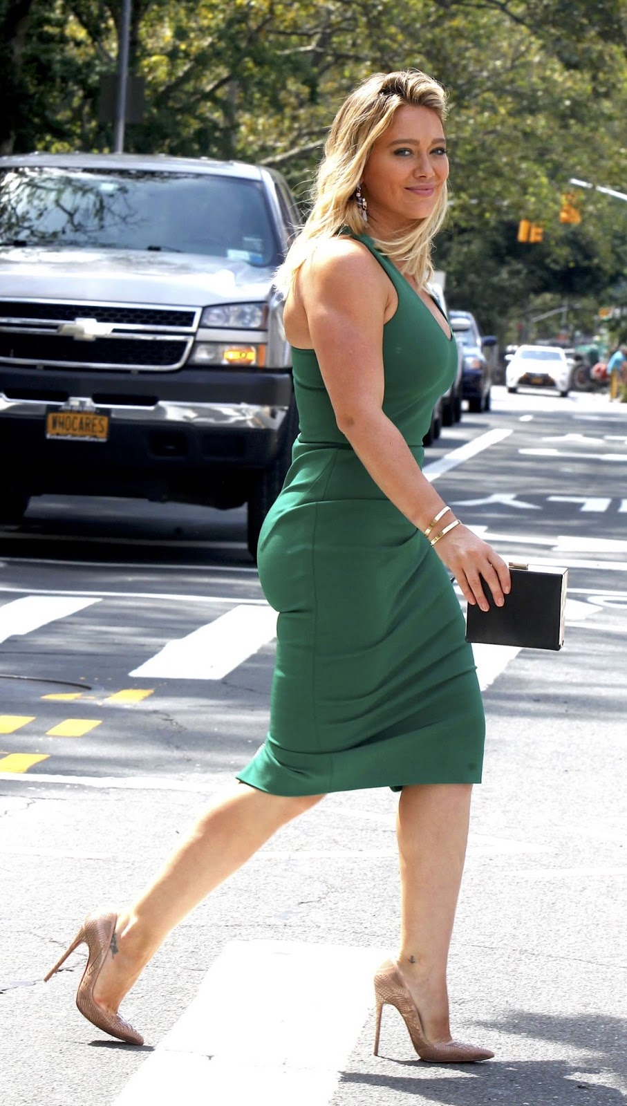 Useful topic Hilary duff sexy tight dress rather