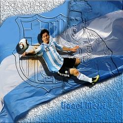 Messi Overhead Kick