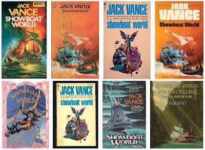 Jack Vance Folyóvilág könyv