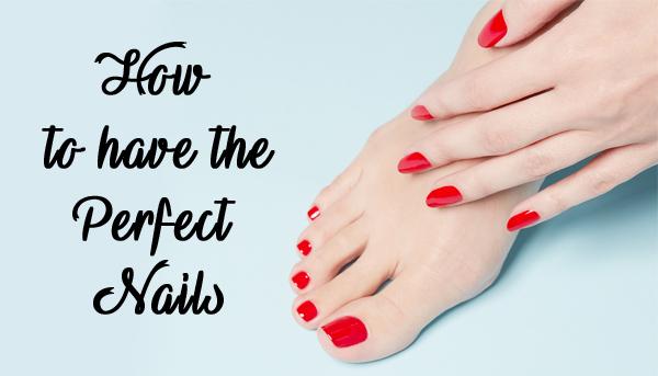 Perfect nails - nailaholics