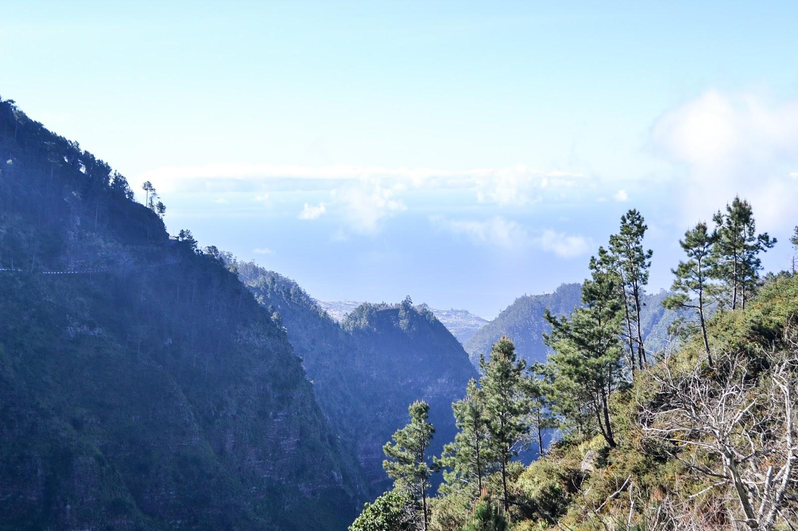 Curral das Freiras, Madeira, Portugal