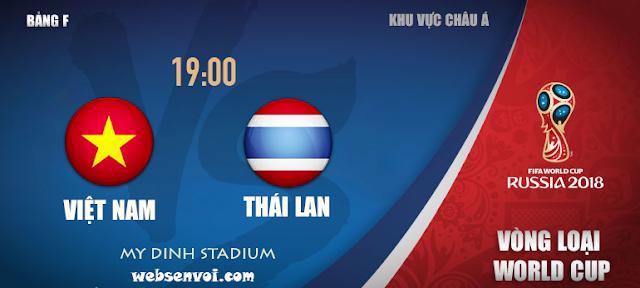 Bóng Đá Việt Nam Vs Thái Lan