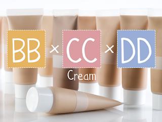 BB Crème, CC Crème ou DD Crème