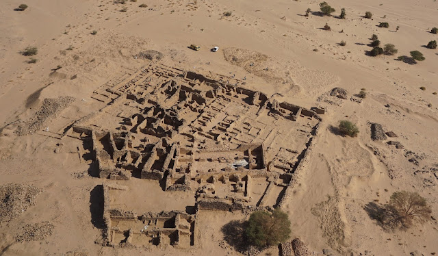 Four cemeteries unearthed at Medieval Monastery in Sudan