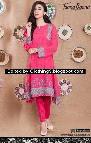 Taana Baana Eid-Ul-Azha Collection 2015