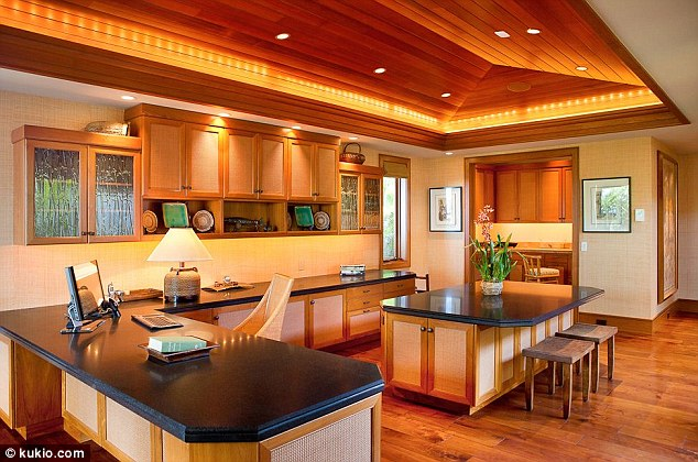 The cut price Hawaii mansion... that is yours for just ...