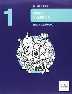 Libro Física y Química 1º Bachillerato Oxford Proyecto Inicia Dual