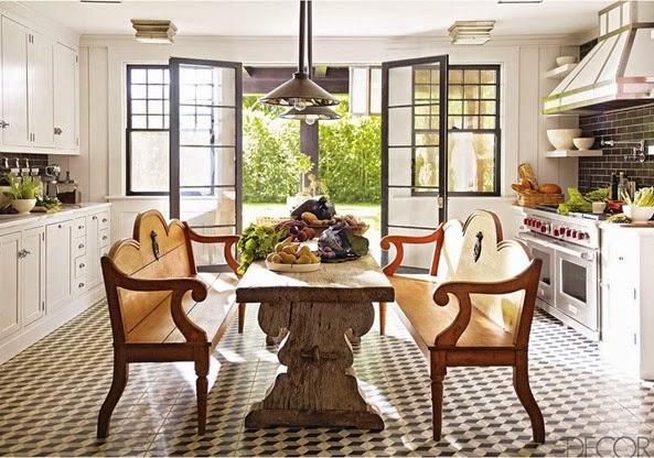 Desain Dapur Dan Ruang Makan Minimalis Sederhana