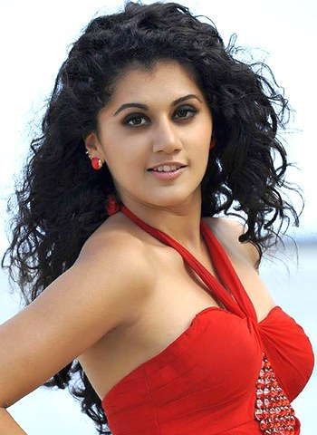 HD Wallpaper of Taapsee Pannu