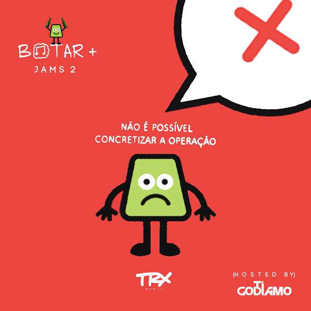 Letra: TRX MUSIC - Botar +