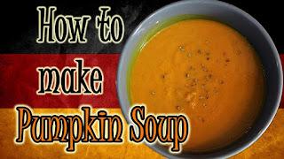 Tasty Pumpkin ka soup kese banaye - sharir ko garam karne ke liye