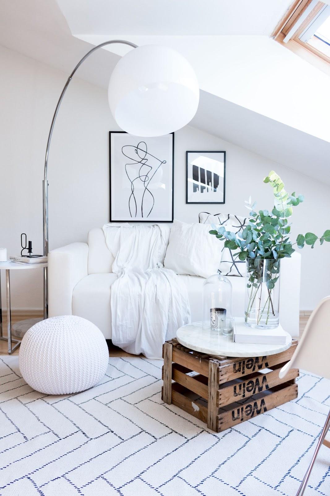 Interior | Finarte Teppich Aitta White Für Das Wohnzimmer |  Www.sparklyinspiration.com