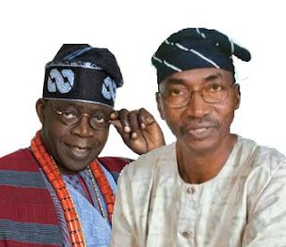My Choice of Buhari Not Based On Your Feeble Advice - Tinubu Replies Tunji Abayomi