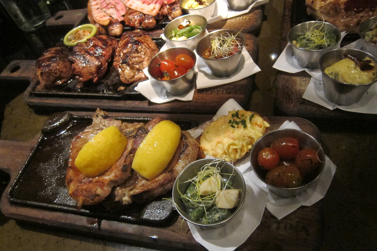 Postcards from Palermo Buenos Aires Argentina: La Cabrera one of Palmero's outstanding