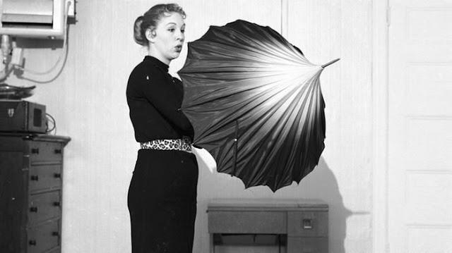 Superstição de guarda-chuva