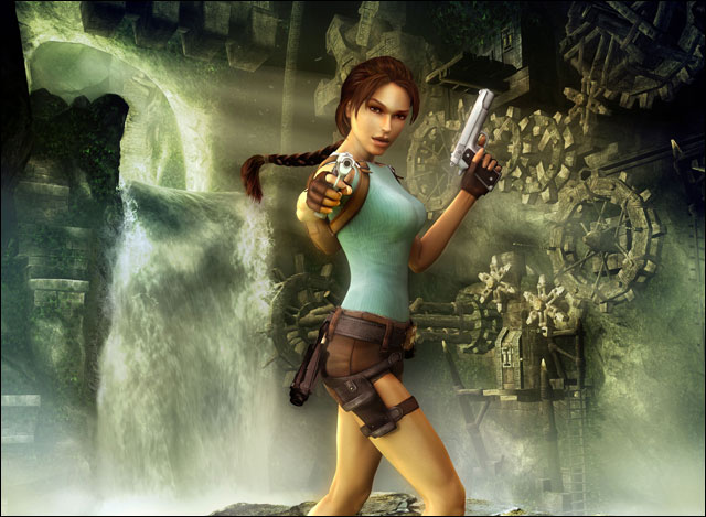 Lara Croft Tomb Raider Soundtrack Lara Croft Tomb Raider