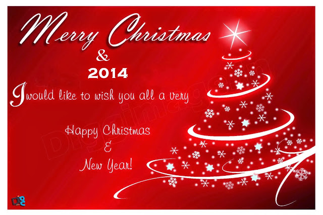 Happy Christmas 2014 For Desktop Background 13