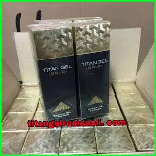 jual titan gel gold asli rusia di bandung