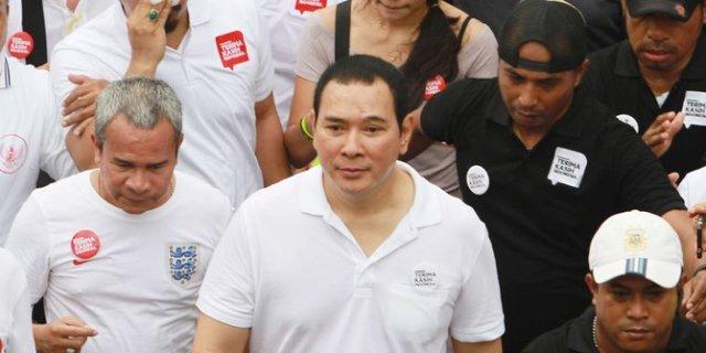 Respon Tommy Soal Tudingan ke Soeharto