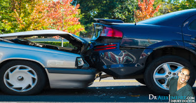 Spinal Injuries Resulting from Auto Accidents - El Paso Chiropractor