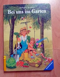 Wolfgang de Haen: Bei uns im Garten
