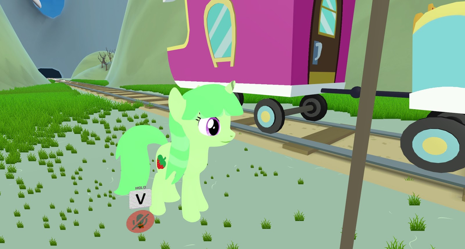 Equestria Daily - MLP Stuff!: VRChat Gets a Pony Server