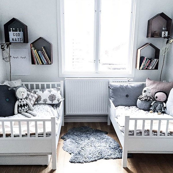 Como decorar cuartos Mixtos!