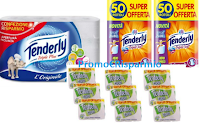Logo Tenderly: il massimo del risparmio fino al 68%