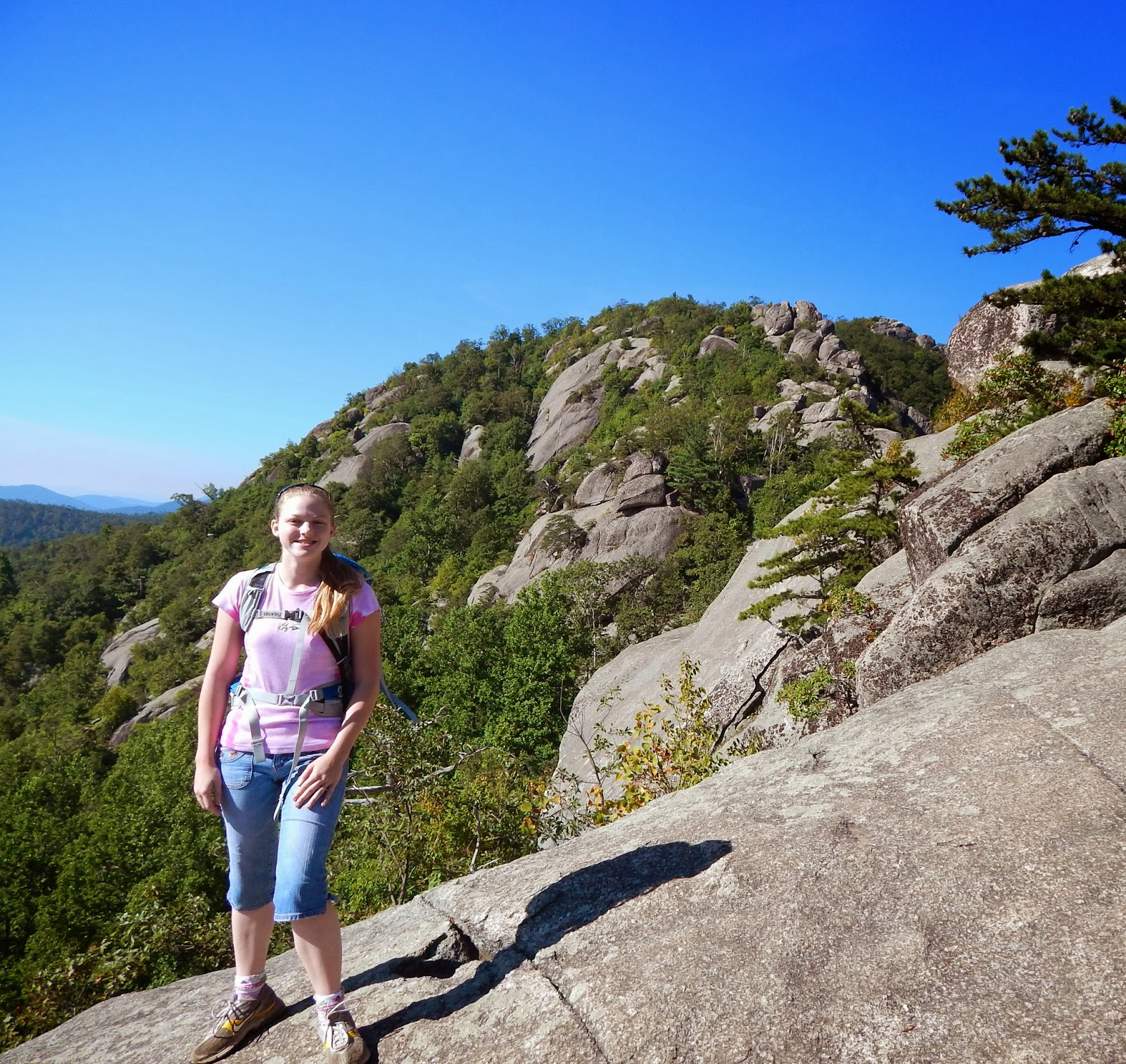 Those Who Wander: Old Rag Mountain
