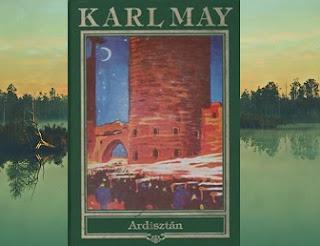 Karl May Ardisztán könyv