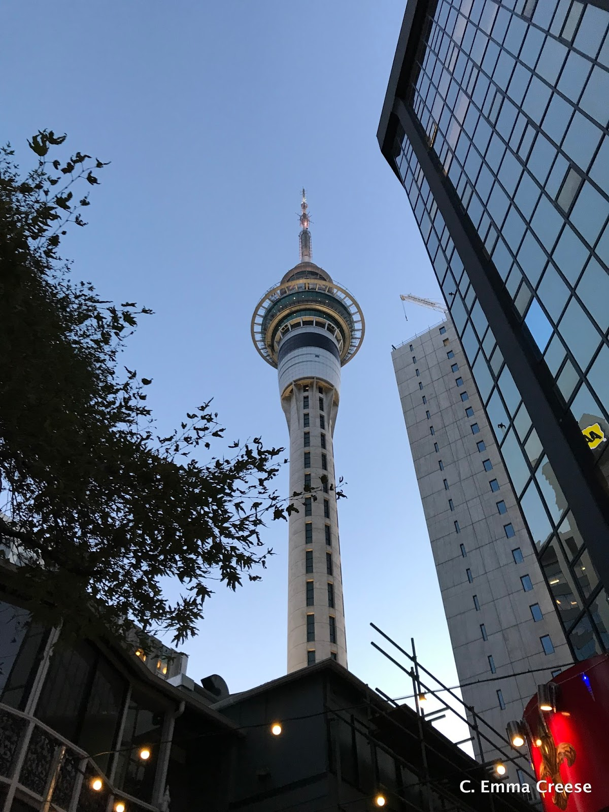 Orbit 360° Dining - Restaurant Review - SKYCITY Auckland, New Zealand