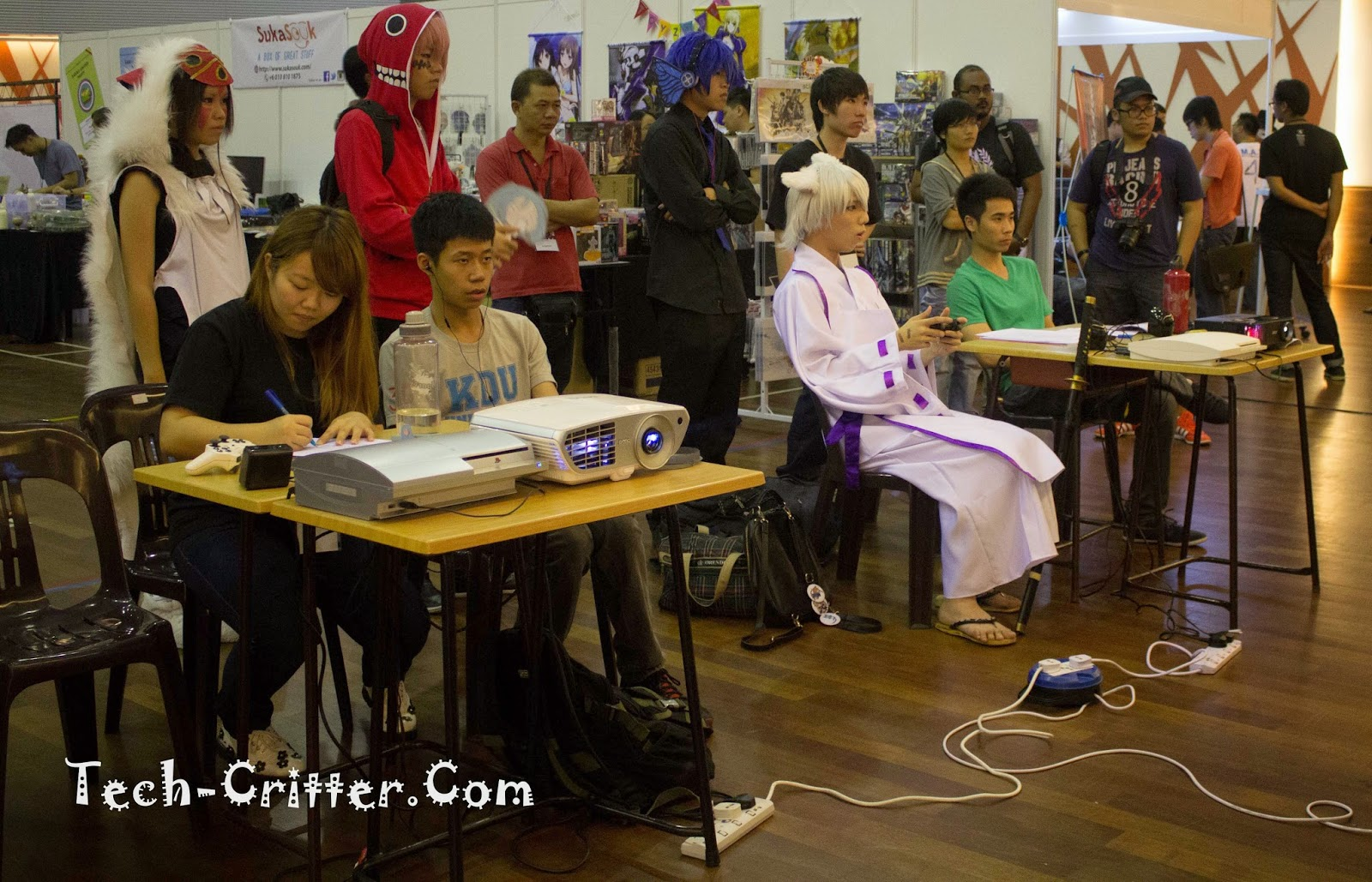 Coverage of PLAY! Convention @ KDU College 221
