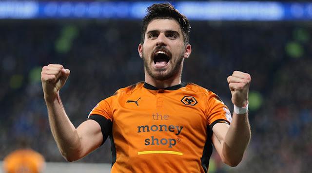 Thành Manchester đại chiến vì Ruben Neves