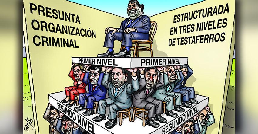 Carlincaturas Lunes 9 Octubre 2017 - La República