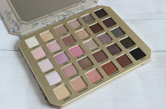 Too Faced Natural Love Eyeshadow Palette Review