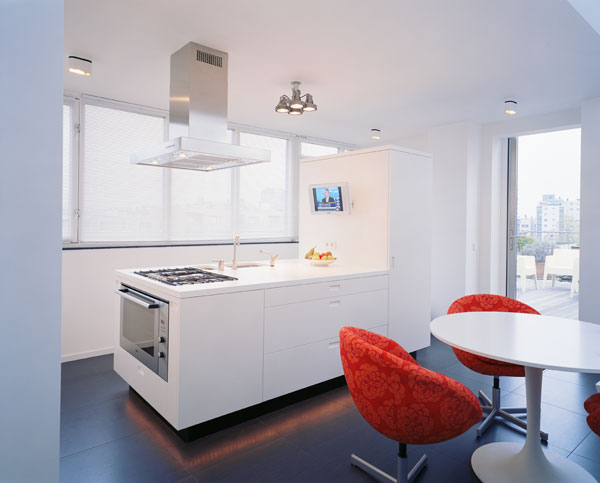 Apartment Kitchen Design Gallery
