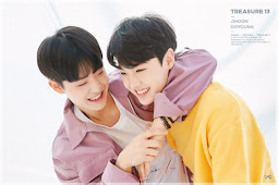 TREASURE13 NEW PROFILE 'JIHOON & DOYOUNG'