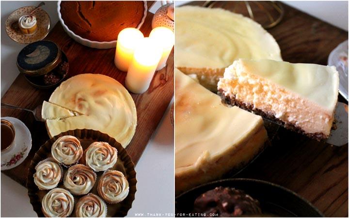 Cheesecake Rezept - schnell und einfach!