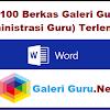 100 Berkas Galeri Guru (Administrasi Guru) Terlengkap