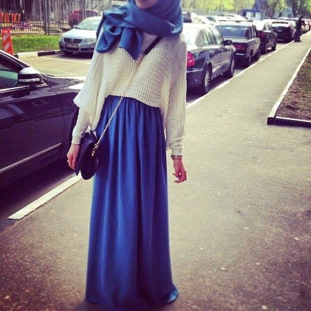 15 + Summer 2016 Hijab Fashion Inspiration Styles