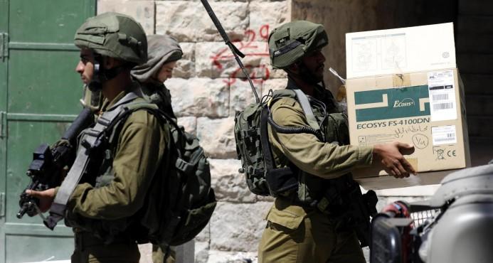 Ejército israelí probará robots porteadores para ayudar a los soldados